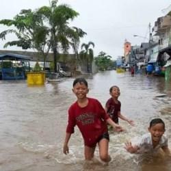 MELUAS Banjir di Barito Utara di Tengah Pandemi Corona