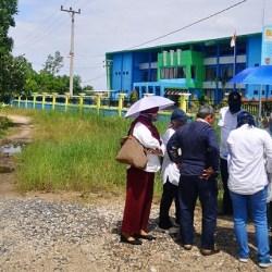 PEMKO Banjarmasin Akhirnya Survei Jalan Alternatif ke Rumah Karantina di BTIKP