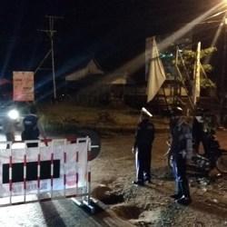 DITUTUP Total Perbatasan Banjarmasin di Hari ke Lima PSBB