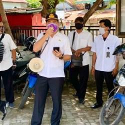 JAMINAN Kesejahteraan Diminta Para Pedagang Sebelum Ditutup