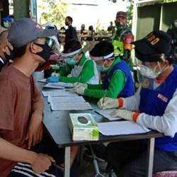 Lima Orang Staf Pasar Reaktif, Seorang Diisolasi di RSUD Ulin Banjarmasin