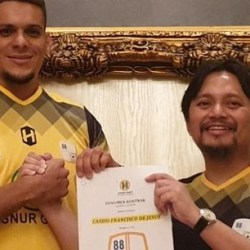 DEKATI Penyelesaian, Soal Gaji Bek Barito Putera di Klub Malaysia