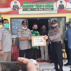 APD Tenaga Medis dan Polisi, Ketua DPRD Kalsel Ikut Membantu