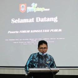 PERKUAT Pelayanan Perizinan, DPMPTSP Kalsel Gelar Forum Konsultasi Publik