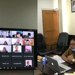 Tindak Lanjut Kerjasama Indonesia-Australia, DPMPTSP Kalsel Siapkan Data yang Diperlukan