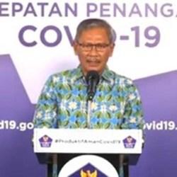 POSITIF COVID-19 di Indonesia Bertambah 1.268 Kasus Baru, Kalsel 67