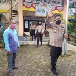 "IRJEN POL NICO Arahkan Direktur Binmas ""Gerak Cepat"" Membantu Memutus Mata Rantai Covid-19"