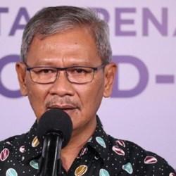 POSITIF COVID-19 di Indonesia Bertambah 1.611, Kalsel 64 Kasus Baru