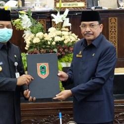 RAPERDA Pertanggungjawaban Gubernur Disetujui DPRD Kalsel