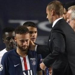 SALAH ALAMAT Neymar Ucapkan Selamat ke Bayer Leverkusen