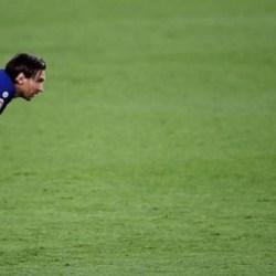 HENGKANG, Messi Sudah Kirimi Faks pada Barcelona