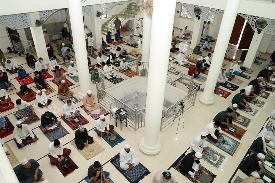 TAMBAH 4.494 Kasus Baru Terkonfirmasi COVID-19 di Indonesia, Kalsel 40