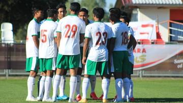 TIMNAS U-19 Indonesia Tekuk Qatar 2-1
