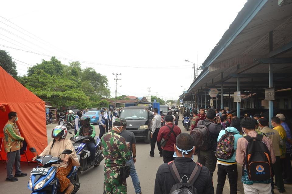 UPDATE Bertambah 3.636 Kasus Baru Positif Corona di Indonesia, Kalsel 33