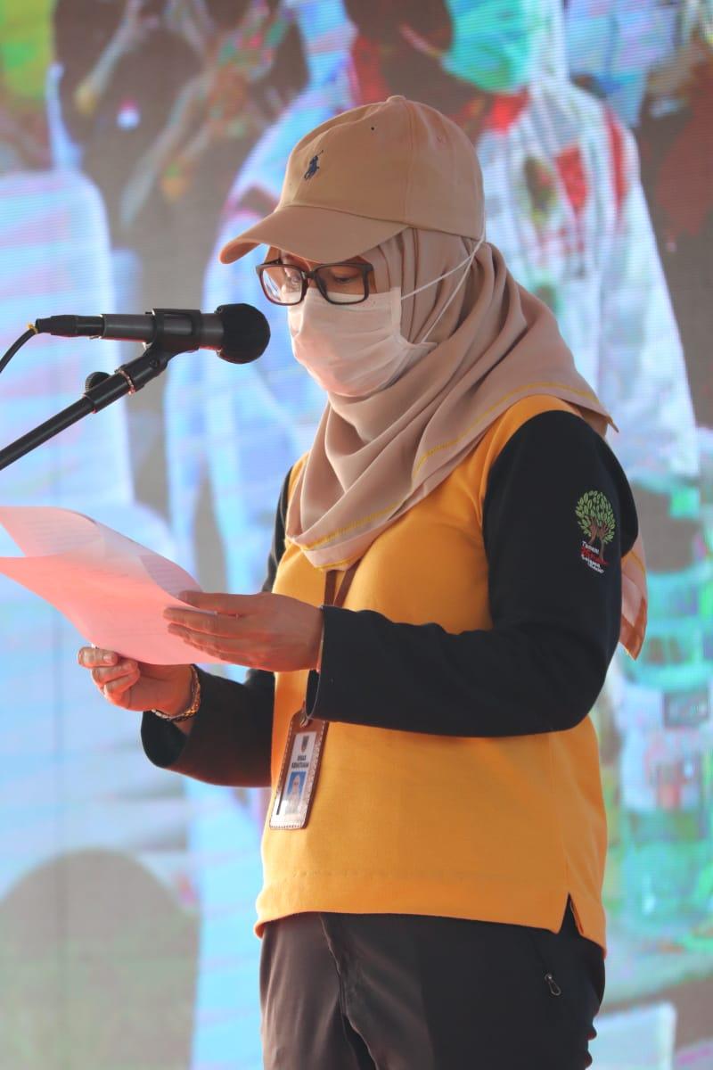 PROVINSI KALSEL Mendapat Jatah Terluas Penanaman Mangrove Nasional