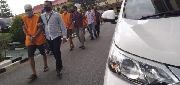 LEPAS JERATAN TPPU Pelaku 300 Kg Sabu, Berkas Lengkap Memasuki Persidangan