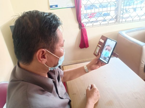 SEMBUH COVID Aditya Mufti Ariffin Hari Ini Kembali ke Banua Melengkapi Dokumen Syarat Pencalonan