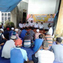 "UNGGUL di Pilkada Tanbu 2020 Sementara Berdasarkan Dua Lembaga Survei Nasional,  Paslon ""ZR"" Tak Lantas Jumawa"