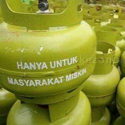 TAK PERLU PANIK Stok Gas Melon Masih Aman