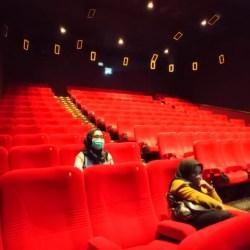 BUKAN Gugus Tugas, Rekomendasi Bioskop DM dari Dinkes