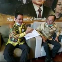 ASPIRASITolak Omnibus Law Sampai ke Istana: Gubernur Kalsel Rapat Bersama Presiden, DPRD, sertaTemui Moeldoko