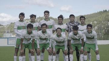 KEPUTUSAN TAE-YONG Panggil Pemain Keturunan ke Garuda Muda U-19