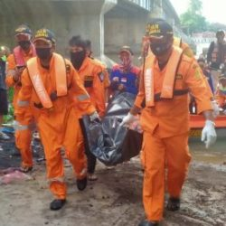 JASAD Korban Tenggelam Warga asal Palopo Mengapung di Sungai Barito