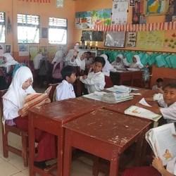 MELESET dari Target, Sekolah Tingkat Dasar di Banjarmasin Baru Dibuka 2021