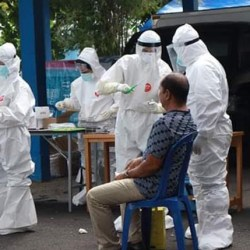 KASUS BARU Virus Corona di Indonesia 4.105, DKI-Kaltim Tertinggi, Kalsel 71