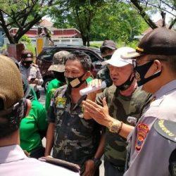 KAPOLDA KALSEL Didukung Penuh Para Pimpinan LSM karena Laksanakan Tugas Pengamanan Santun dan Bijak