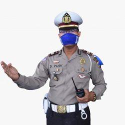 SELAIN RAZIA Polantas akan Baksos Datangi Warga Terdampak Pademi Covid-19