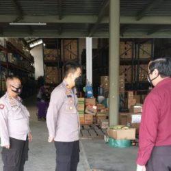 RATUSAN Karyawan di Dua Perusahaan Diingatkan Polisi
