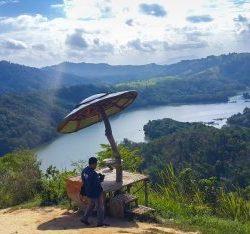 EMPAT Geosite Geopark Meratus Berpotensi Masuk Unesco