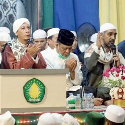 HADIRI Maulid Nabi, Paman Birin Minta Doakan Habaib