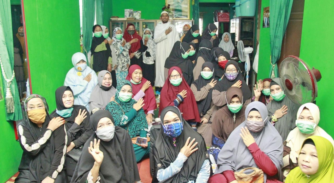 CERAMAH Maulid Nabi Muhammad SAW, Ustadz Mushaffa Berpesan Penting Menjaga 4 Hal