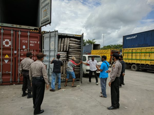 TOTAL Logistik Pilkada 2020 di Kalsel yang Dibongkar dan Dipindahkan