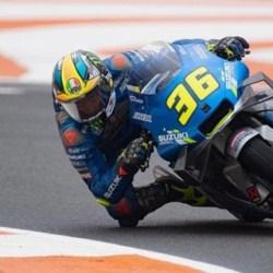 SUZUKI BERJAYA di MotoGP Eropa 2020, Joan Mir dan Alex Rins Finis Urutan 1 dan 2