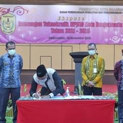 RPJMD Kota Banjarmasin Tahun 2021-2025 Digelar Eksposenya