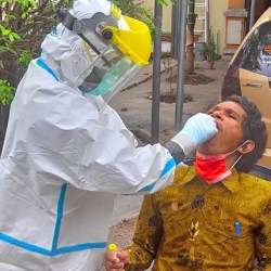 UPDATE, Sebaran COVID-19 di Indonesia 3.807 Kasus Baru, Kalsel 14