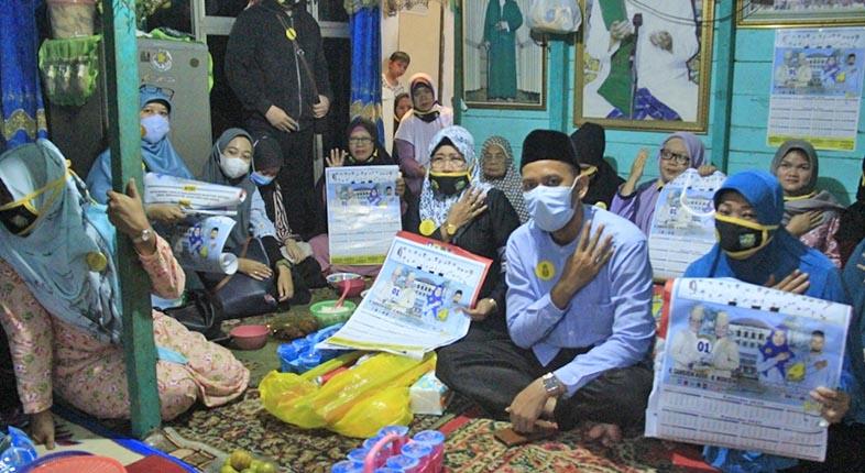 WARGA Berharap Perhatian Sarana WC Umum, Bertemu Ustadz Mushaffa Zakir