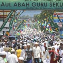 DITIADAKAN Haul Sekumpul ke 16 Hasil RapatPemprov Kalsel, Pemkab Banjar dan Pihak Keluarga