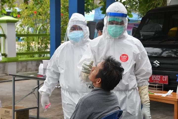 TERKONFIRMASI Virus Corona di Indonesia 4.262 Kasus Baru, 50 asal Kalsel