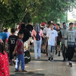 UPDATE Sebaran Positif Covid-19 di Indonesia 7.445 Kasus Baru, 81 asal Kalsel