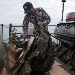 MESIN Sriwijaya Air SJ182 Disebut KNKT Masih Hidup Sebelum Membentur Air