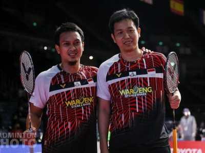 INDONESIA Cuma Loloskan 3 Wakil ke Perempat Final Thailand Open II 2021