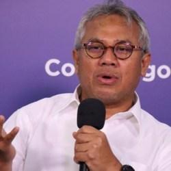 DIPECAT! Ketua KPU-RI Arief Budiman oleh DKPP