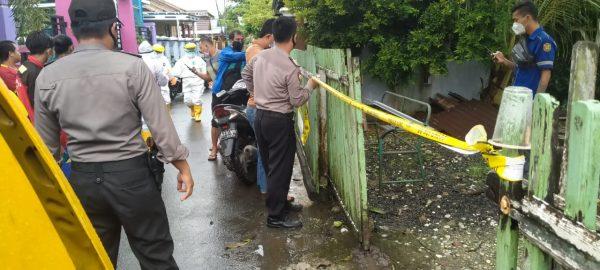 BARU MENIKAH Salim Ditemukan Tak Bernyawa Tanpa Busana, Tiga Petugas ber APD Turut Evakuasi