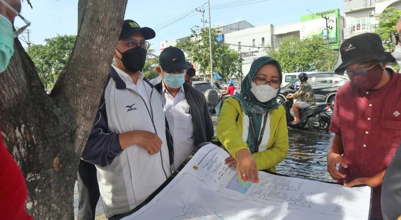 TERUS BERLANJUT! Upaya Sedot Air dan Normalisasi Sungai