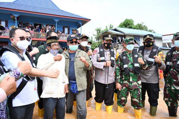 BESOK KOMISI III DPR RI Berjanji Bahas Terkait Penegakan Hukum Lingkungan dengan Jajaran Polda Kalsel