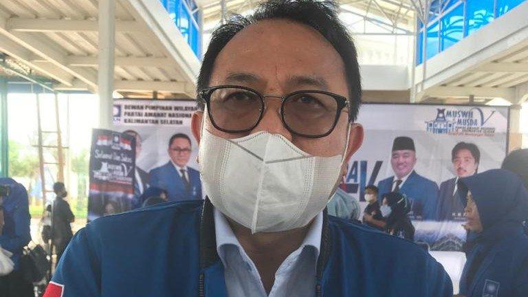 PANGERAN Khairul Saleh Minta PUPR dan Balai Prioritaskan Infrastruktur Rusak Dampak Banjir